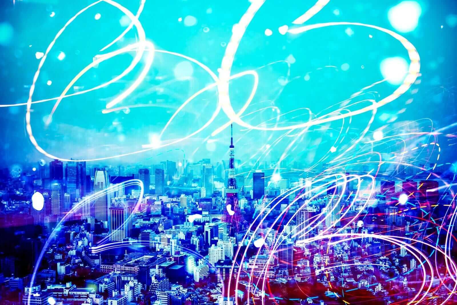 潜在意識、阿頼耶識の未来都市で、復縁、恋愛の願いは叶っています。