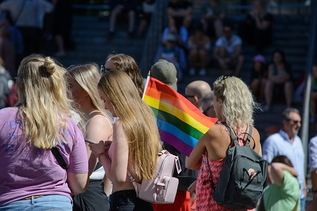 LGBTや同性愛の方々を潜在意識も愛します。