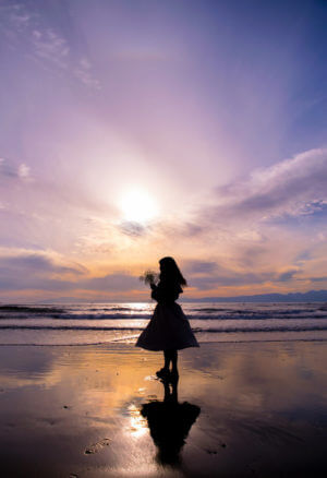 孤独であることは潜在意識が叶えてくれる証です。