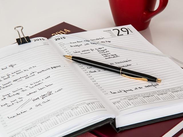 過去の記憶が書かれた手帳を書き換えて、潜在意識に渡しましょう。